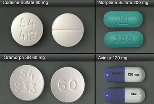 an analysis of the drug codeine and the drug morphine Urine drug testing for chronic pain management  morphine codeine thebaine : hydrocodone  urine drug testing for chronic pain management.