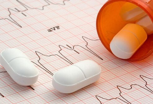 For some patients with heart disease, medications may be necessary.