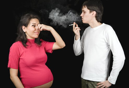 Smoking effects on others