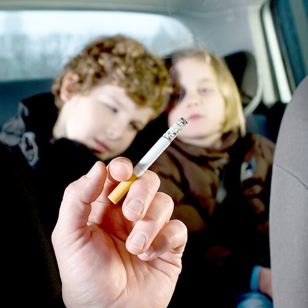effects of secondhand smoke  facts