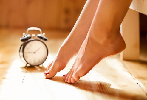 In the quest for restless legs syndrome home remedies, one that is both simple and effective is adjusting your bedtime.