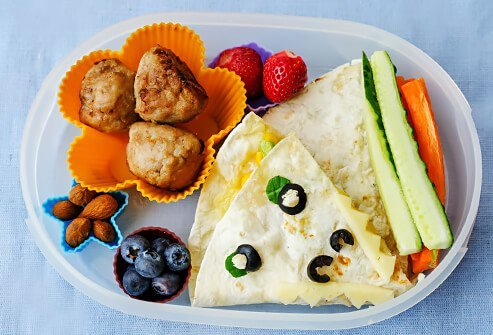 Healthy lunches are essential to kids' success.