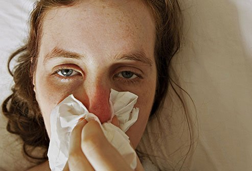 Infected sinuses can make your mouth stink.