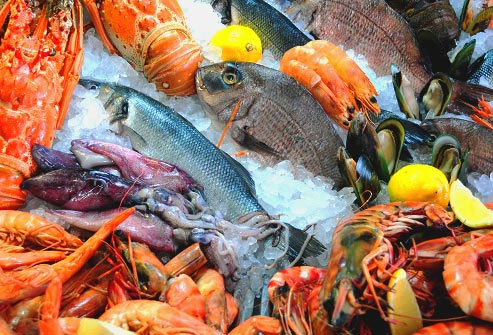 You'll want to consider what's in the dish, how it was cooked, freshness, and the type of fish.