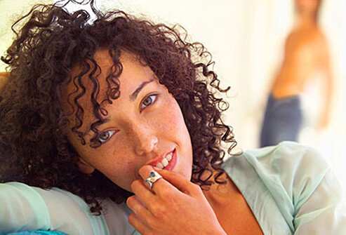 The best styling secret for super-curly hair is to keep styling to a minimum.
