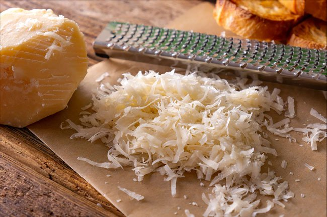 Parmesan is a good type of cheese to eat if you are lactose intolerant.