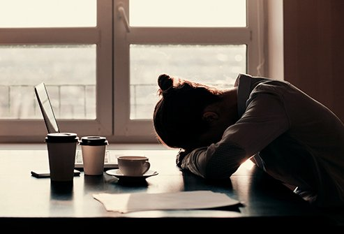 You can do simple things to get through your day more easily after a bad night's sleep.
