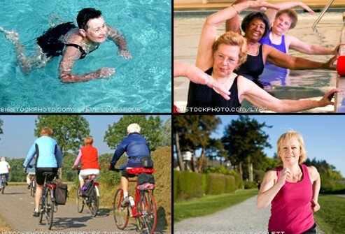 Low-impact aerobic exercises, such as swimming, cycling, and walking, can be effective treatments for fibromyalgia.
