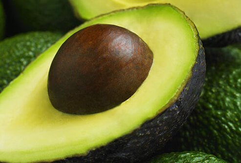 Avocados can help lower cholesterol.