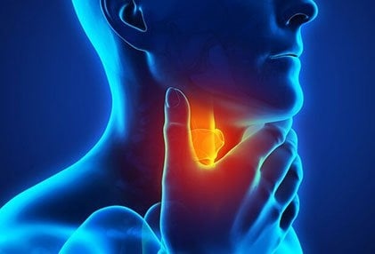 Symptoms of strep throat in adults include a sore, itchy throat and red, inflamed tonsils.
