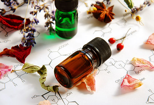 Natural oils are found in many different types of beauty products.
