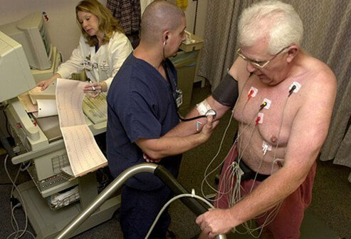 Sometimes, if an electrocardiogram comes back normal, doctors will use stress tests to detect heart disease.