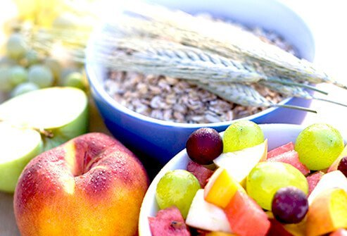 A diet with increased fiber can help in the treatment of hemorrhoids.