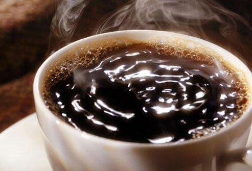 Caffeine can cause symptoms because of its effect on the nervous system.