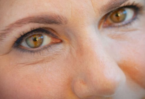 Eyeliner can enhance the look and shape of your eyes.