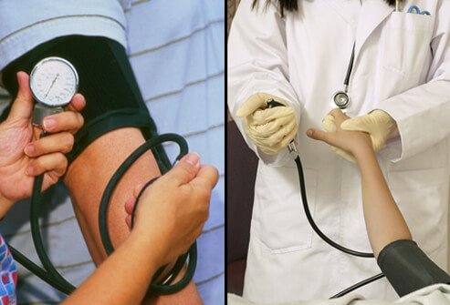 Postural or orthostatic vital signs may be taken to uncover low blood pressure readings. Blood pressure readings are takeni in both the lying (supine) and standing positions.