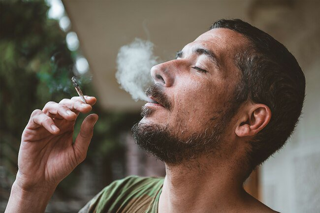 Studies show about 1 in 10 adults who use marijuana can get addicted.