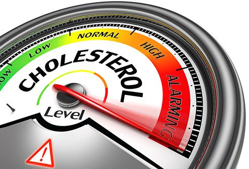 One way to prevent high cholesterol is by eating plenty of fresh fruits and vegetables.