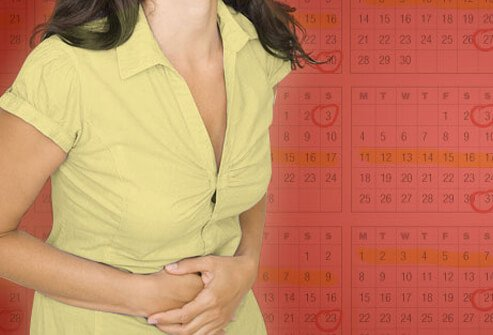 A week or two before your period starts, you may notice bloating, headaches, mood swings, or other physical and emotional changes.