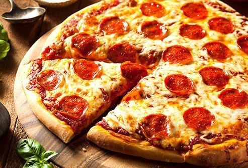 Pepperoni is in the group of meats that cause cancer.