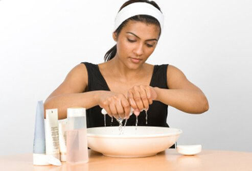 How To Get Rid Of Acne Skin Care Tips