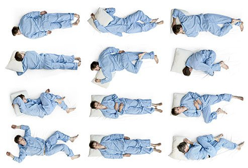 Sleep What Are The Best Sleeping Positions