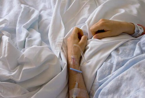 A short hospital stay may be required to begin anorexia treatment.