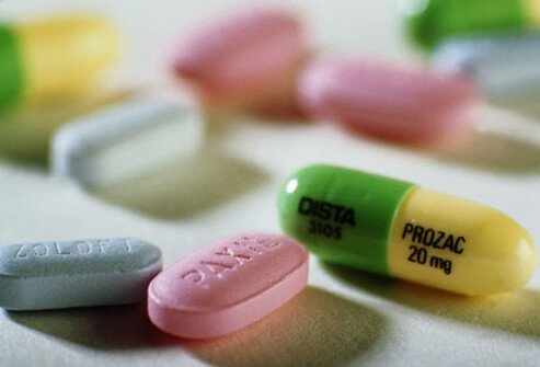 Variety of anti-depressant medications.