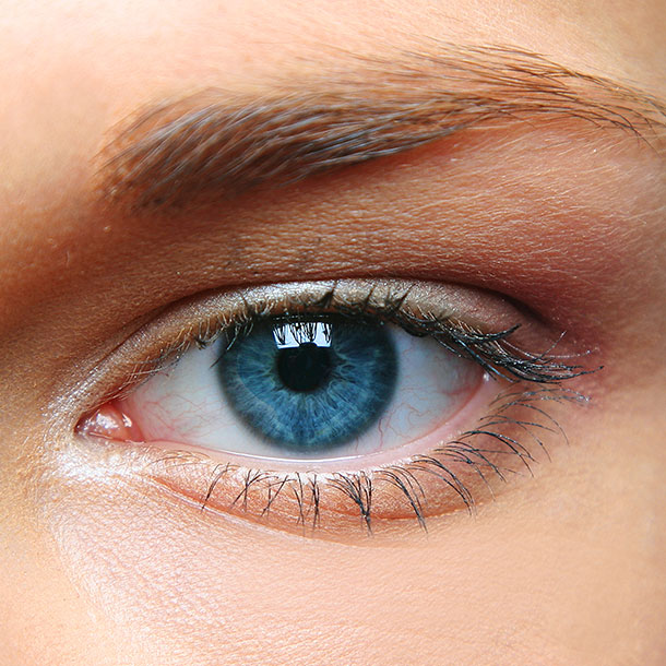 Pictures of What Eye Color and Shape Say About Your Health